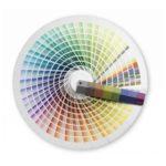 Color palette NCS