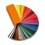 Color palette RAL